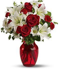Be My Love Floral Arrangement