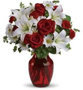 Be my love Arrangement Fresh Flowers