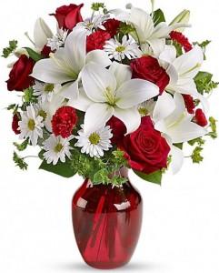 BE MY LOVE Arrangement of Flowers