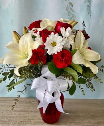 Be My Love Floral Arrangement