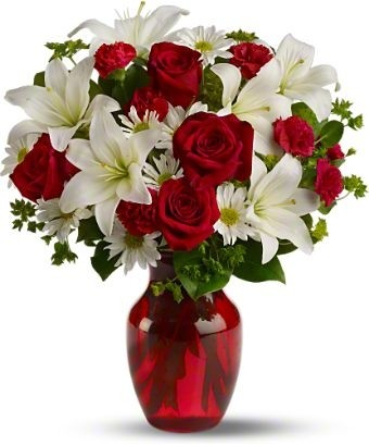 Be my love flowers flower arrangement in burbank ca my bella flower be my love flowers flower arrangement negle