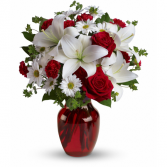 be my love valentines day flowers