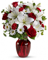 Be my Love Vase arrangement