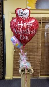 Be My Sugar Cookie Balloon Bouquet