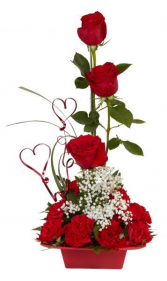 Be My Valentine Arrangement