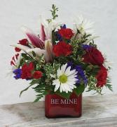 Be My Valentine Valentine