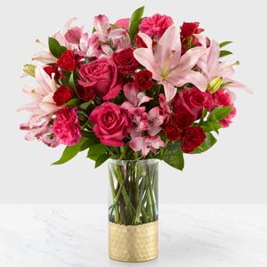 Be My Valentine Valentine Mixed Arrangement
