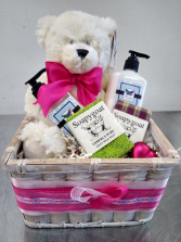 Be my Valentine's basket