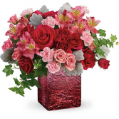 BE STILL MY HEART Vase Arrangement