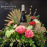 Be Wine Valentine Arrangement