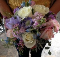 Beachcomber Bridal Bouquet