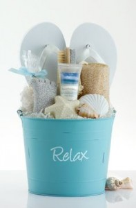 Beach Comber Spa  Gift Set in Amelia Island, FL | ISLAND FLOWER & GARDEN