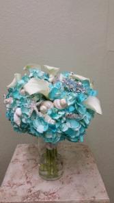 Beachside Bridal Bouquet Bridal Bouquet