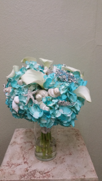 Beachside Bridal Bouquet Bridal Bouquet