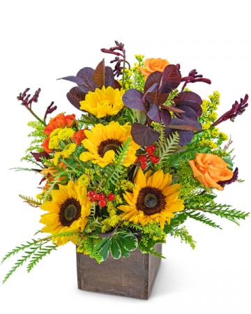 Beachwood Canyon Flower Arrangement