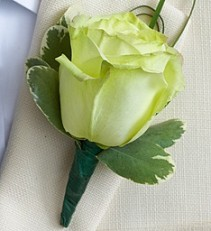 Beachy Boutonniere