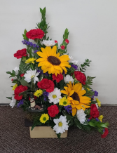 Beacon of Hope FHF-L21 Fresh Flower Arrangement (Local Delivery Only)