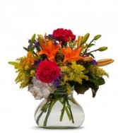 Beacon Street Vase Arrangement