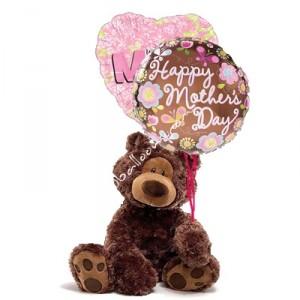 Bear/Balloons Combo for Mom  $35.95