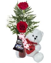 bear rose sweet for you