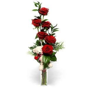 BEAR WITH ME     Floral Arrangement