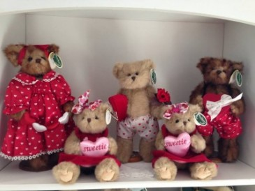 Bearington Collectable Bear Bears Vary