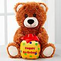 Bears and stuffed animals