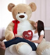 Beary Big Bear with Truffles
