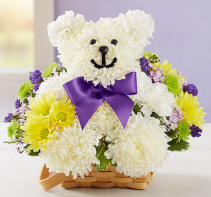Beary Cheerful™ Arrangement