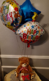 Beary Happy Birthday Birthday