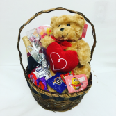 Beary Huggable Gift Basket