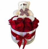 BEARY LOVELY Boxed Flowers Collection