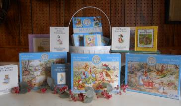 Beatrix Potter Gift Basket Children age 3-13