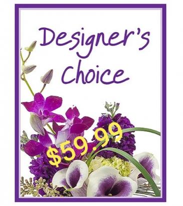 Beautiful arrangement designed to value for any oc Fresh arrangement