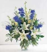 Elegant Casablanca Bouquet Flower arrangement