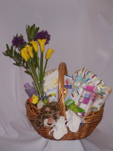 Baby Flowers & Gifts, Baby Gift Baskets  Congratulations New Baby Flowers