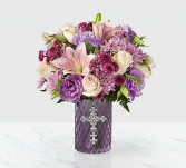 Beautiful Blessing Fresh arrangement in a vase