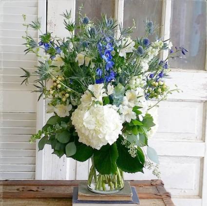 Beautiful Blooms Vase Arrangement