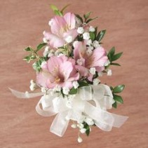 Beautiful Blooms We can use different color flower, ribbon , etc.