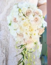 Beautiful Blush  Bridal Bouquet