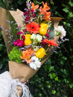 Beautiful & Bright bouquet of the week  in Cumberland, MD | Victorian Creations