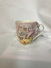 Beautiful ceramic mug