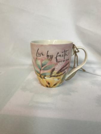 Beautiful ceramic mug