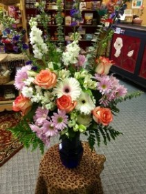 Beautiful Comfort  Vase Arrangement