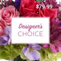 Beautiful custom designed bouquet Fresh arrangements