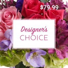 Beautiful custom designed bouquet Fresh arrangements