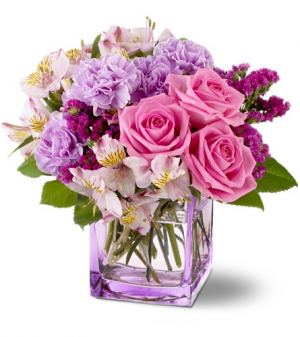 Beautiful Day All-Around Floral Arrangement in Winnipeg, MB   KINGS FLORIST LTD