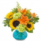 Beautiful Day Floral Arrangement