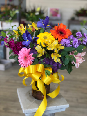 Beautiful Day Arrangement in Mattapoisett, MA | Blossoms Flower Shop
