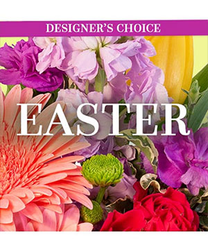 Beautiful Easter Florals Designer's Choice in Escanaba, MI | Pam's Petals